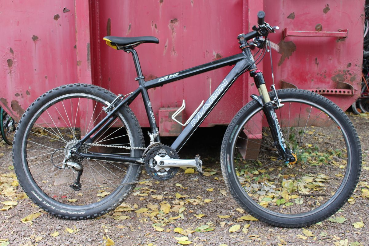 Mountainbike Marin; 26 Zoll; 26 Gang; 320€